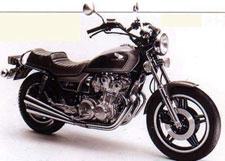 Мотоциклы хонда honda cb 750 custom 1980